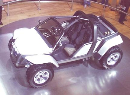 2001 EX Concept Vehicle 04