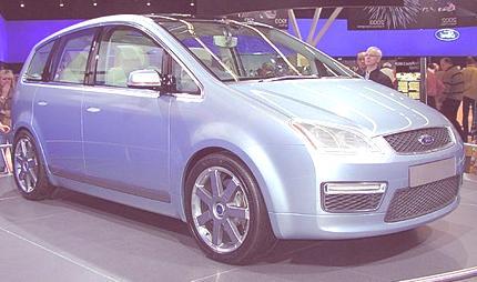2002 Focus C-Max Concept 03