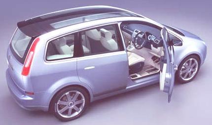2002 Focus C-Max Concept 04