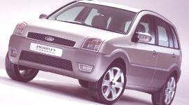 Historia de los Concept Cars, Ford Fusión y Lightning Rod 2002