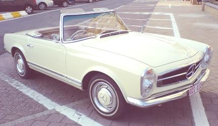 230 SL Roadster 1963 05