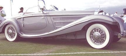 540 K Special Roadster 1937