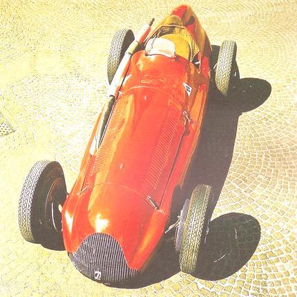 Alfa Romeo Tipo 158-47 1947