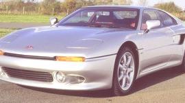 Venturi Atlantique (1987-1995), historia