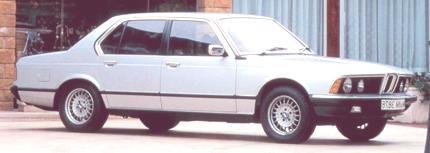 BMW 745i 01