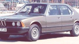 BMW 745i 1980, historia