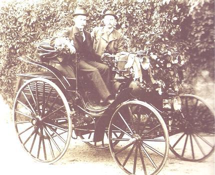 Benz Viktoria 1894