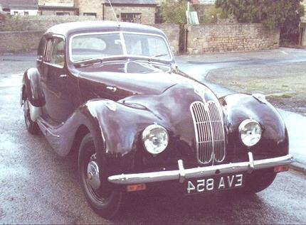 Bristol 400 (1948)