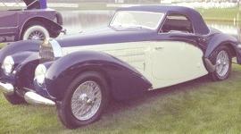 Bugatti 57C Aravis 1939, historia