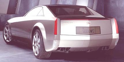 Cadillac Evoq Concept06
