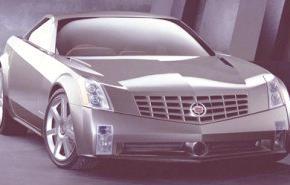 Cadillac Evoq Concept, historia