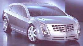 Cadillac Imaj Concept 2000, historia