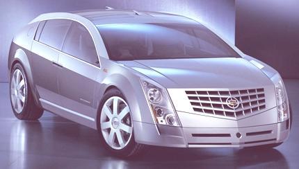 Cadillac Imaj Concept 2000 01