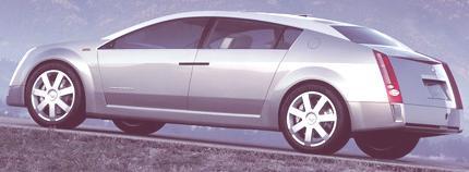 Cadillac Imaj Concept 2000 02