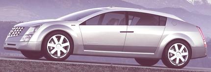 Cadillac Imaj Concept 2000 03
