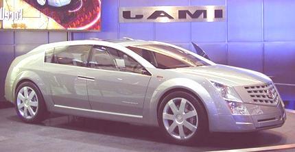 Cadillac Imaj Concept 2000 04