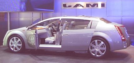 Cadillac Imaj Concept 2000 05