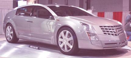 Cadillac Imaj Concept 2000 06