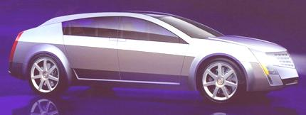 Cadillac Imaj Concept 2000 07