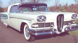 Edsel Citation 1957, historia