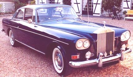 Continental Silver III Mulliner Park Ward Coupe 02