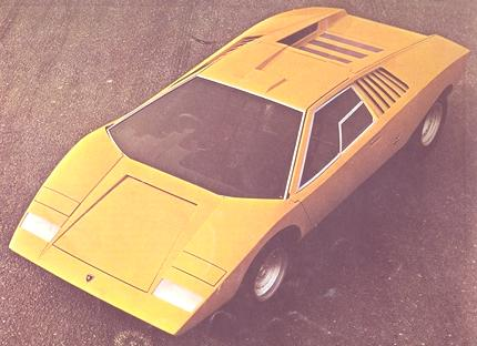Countach Prototype 1971 05