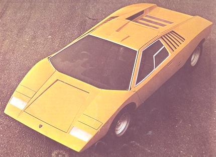 Countach Prototype 1971 05