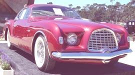Chrysler Ghia C 583 1952, historia
