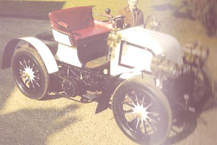 Daimler Rennwagen 1899