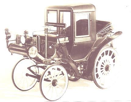 Daimler Taxameter-Droschke 1897 1