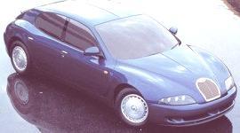 Bugatti EB112 1993, historia