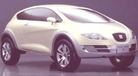 Seat Salsa Emoción Concept 2000, historia