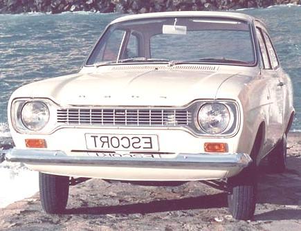 Escort 1968