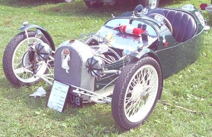F Trike 1938