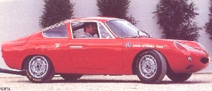 Fiat-Abarth 1000 Bialbero Coupe 1963 4