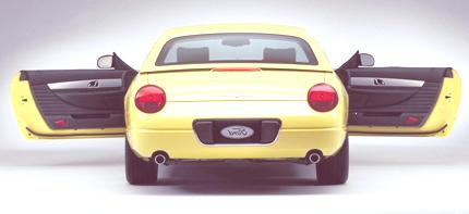 Ford Thunderbird 2002 03