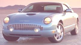 Ford Thunderbird 2002, historia