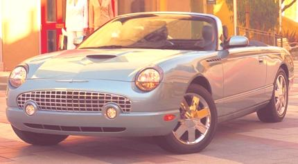 Ford Thunderbird 2002 05
