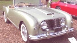 Nash Healey 1952, historia