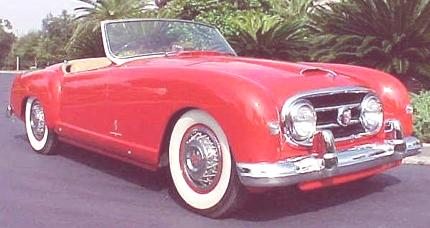 Healey Supercharged 1952
