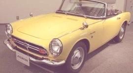Honda S800 Roadster 1966, historia