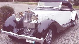 Hispano-Suiza K6 1935, historia