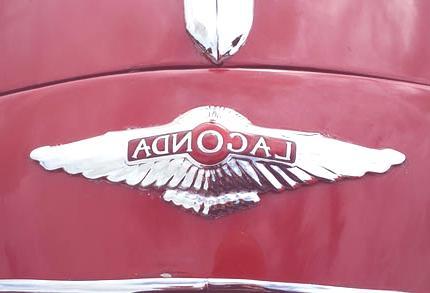 Lagonda 2.6 Drophead3
