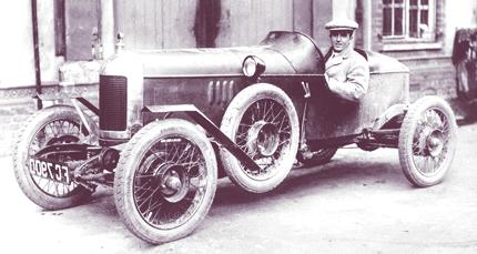 Land's End Special 1925