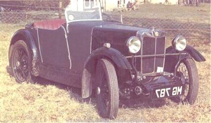 M-Type Midget 1930