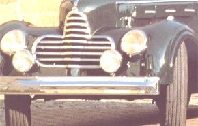 Maybach SW 38 1935, historia