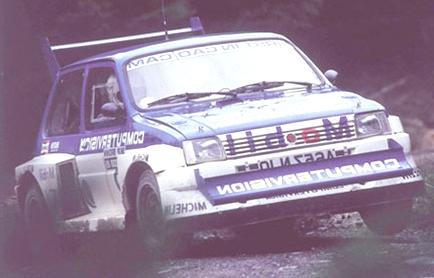 Metro 6R4 1985