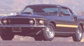 Ford Mustang Mach I 1969, historia