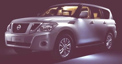 Nissan Patrol 2010 7