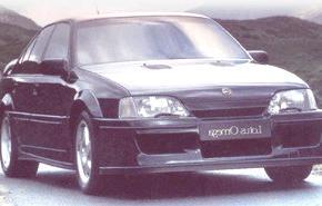 Lotus Carlton Omega 1993 (Opel), más detalles de esta imponente berlina